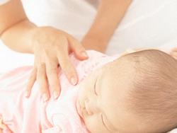 乳児健診と予防接種