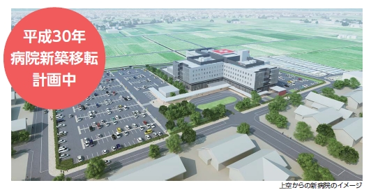 新病院イメージ